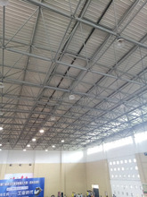 Steel Structure Bolt Ball Space Frame Structure Stadium