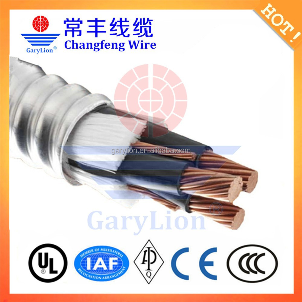 2017 CU/AL/XLPE /PVC Insulated Power Cable Low voltage SWA Steel Wire Armored Cable