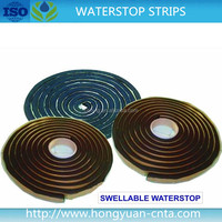 bitumen and bentonite water absorbent sealant plastic strips