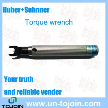 Torque wrench(HUBER+SUHNER)