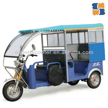 2015 60V H POWER passenger electric auto rickshaw tricycle