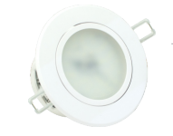 dimmable Led Downlight Indoor Lighting 880 lm /3000K