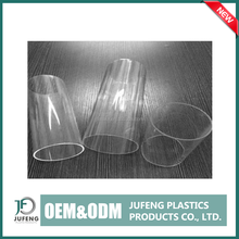 Factory price 110MM frosted polycarbonate tube