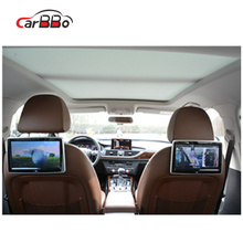 10.1 Inch Touch Screen Monitor Headrest Dvd Player For Audi