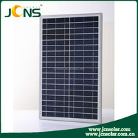 250W 30V low Price Mini Grade A Solar Panel with Aluminum Frame