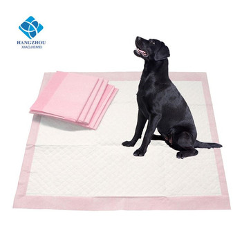 China supplier popular factory design puppy training pad from manufacturer