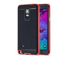 Tough Slim Armor Case Luxury Case For Samsung Galaxy Note4,Hybrid Case Cover For Sam Note4