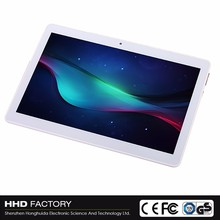 2017 Factory price silver 4G LTE 5 pin micro USB 32G ROM smart 10 inch tablet pc