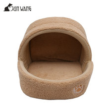 Fashion portable pet supply washable soft house for dog