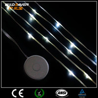waterproof led light line strip usb flexible led strip for clothing