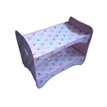 Cute Mini Furniture Doll Furniture for Baby Doll Double Bed