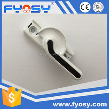 factory supply aluminium alloy accessories safety sliding removable window handle