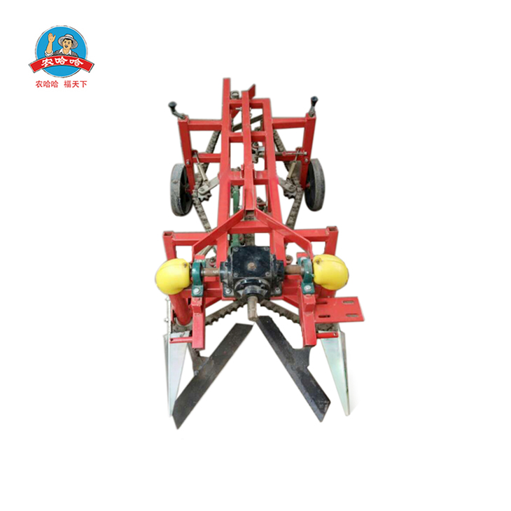 2017 new type high quality peanut harvester for sale