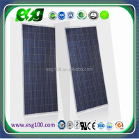 Top sale high efficiency poly solar panel 100w 150w 250w 300w solar pv module for solar power system