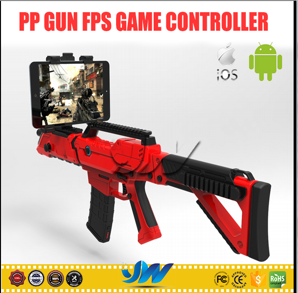 THE PP GUN:The best game <strong>controller</strong> on IOS Android and PC