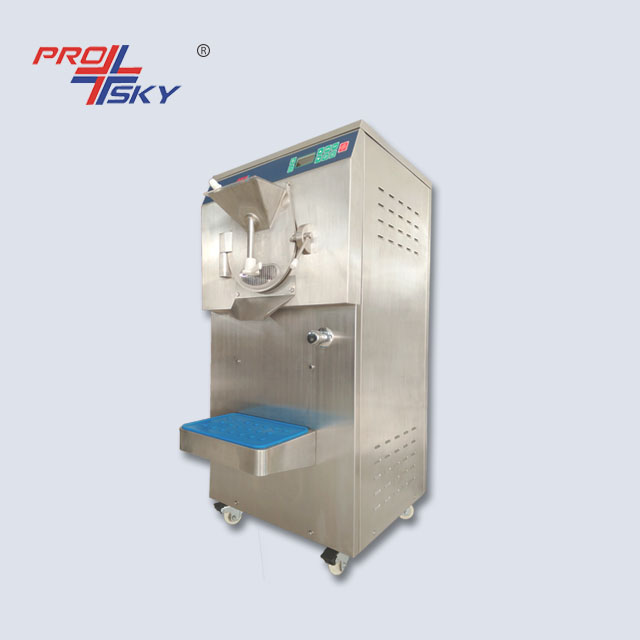 The Industry Truck Equipment For Manufacture Of Ice Cream