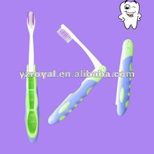 Convenient Camping toothbrush&Foldable toothbrush for camp