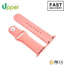 Sport rubber silicone watch band backpack strap for apple watch