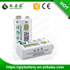 Geilienergy 680mAh Rechargeable 9V Lithium-ion Battery