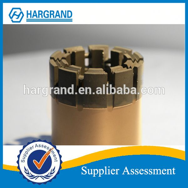 Customized diamond tip core drill bit OEM