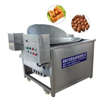 Factory price automatic oil-water mixture frying machine