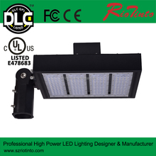 IP65 shoebox 200w led street light retrofit led canopy light for gas station parking lot led street light from factory