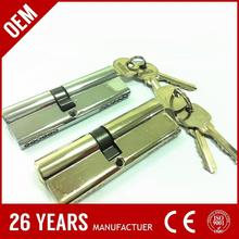 new aluminium gold electronic door cylinder lock with ODM