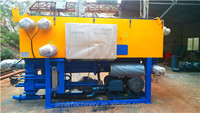 high efficiency cement bale splitter