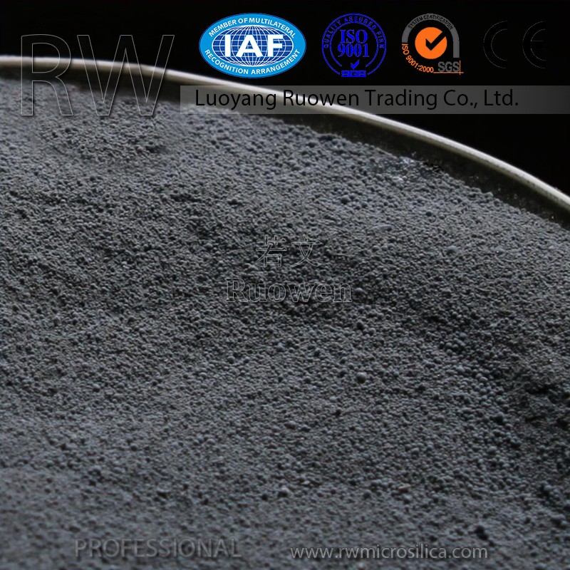 High Quality Ultrafine Ordinary cement concrete Admixtture Silica powder msds
