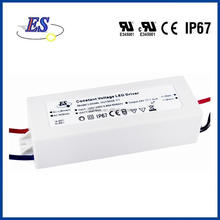 36W AC-DC Constant Current LED Driver Power Supply with UL CUL CE IP67