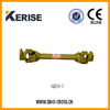 universal joint and drive shaft