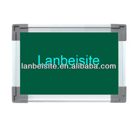 Green Non Magnetic Notice Board