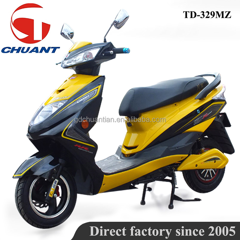 Wholesale Powerful 60V 1000W Electric Street Dirt Bike for sale Dongguan Chuant TD329MZ