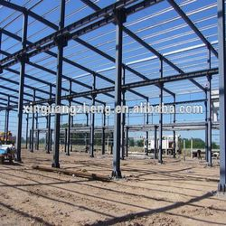 Light Prefabricated steel structure egg layer chicken farm building