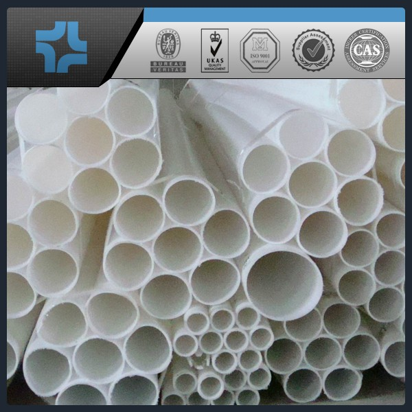 white virgin ptfe teflon extruded tube
