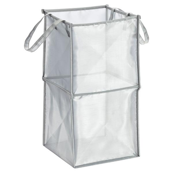 Foldable Mesh Storage Cube Laundry Basket Buy Foldable Mesh Laundry Basket Bag For Dirty
