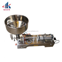 Best price and newest design bottled water filling machine/yogurt filling machine