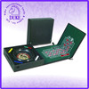 "12"" High quality travel roulette wheel game set"