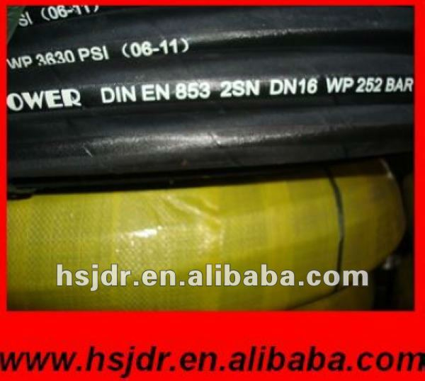 Best Quality!! Bunker Oil Resistant Hose