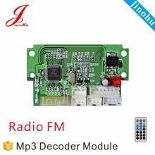 Mini fm portabel surya radio usb sd mp3 player kit papan sirkuit pcb, diagram decoder aux mobil usb mp3 player modul