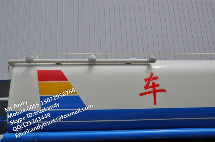 Dongfeng 6x4 water truck tanker capacity 20tons