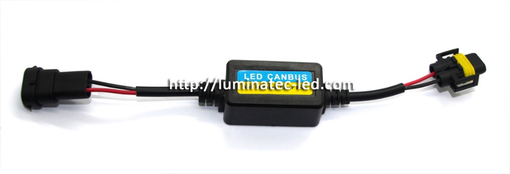 PL- Digital LED Headlight warning canceller H4 H13 9004 9007 Car accessories Error Free