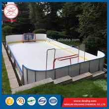 UHMW PE HDPE synthetic roller hockey sports court