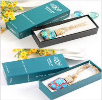 OEM Customized Paper Packaging Boxes Essential Oil Gift Perfume Boxes