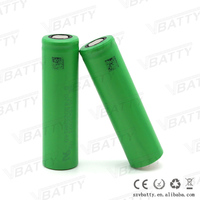 Best Price 2016 2250mAh High Power Li-ion Cell US18650V3 for E-cig Battery