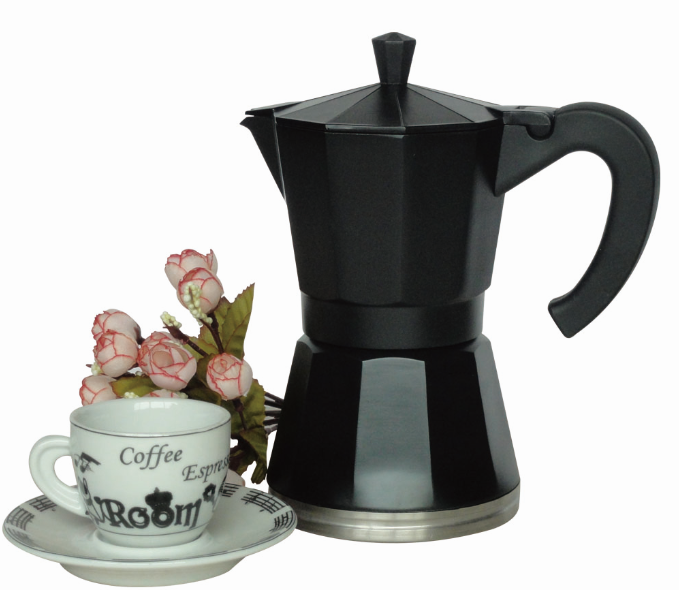 Italian Coffee Maker Induction : 2016 Italian Design Portable Stainless Steel Induction Espresso Moka Coffee Pots - Buy Induction ...