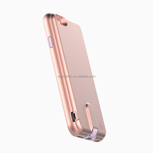 High quality patented MFI approved battery case portable charger for iphone 6,6s