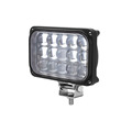 45W LED Work Light Flush Mount 6x4 Auto LED Headlight High Low Beam 3D Reflector 12v LED Car Lamp Automotive Car 4x6 Headlights