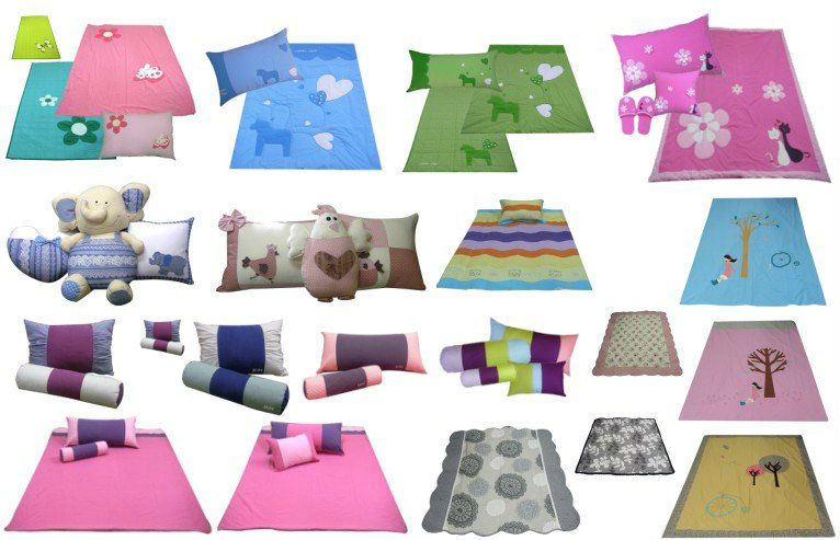 baby kids bedding set blanket quilt mat pad materess cover (JB-Q-2010)