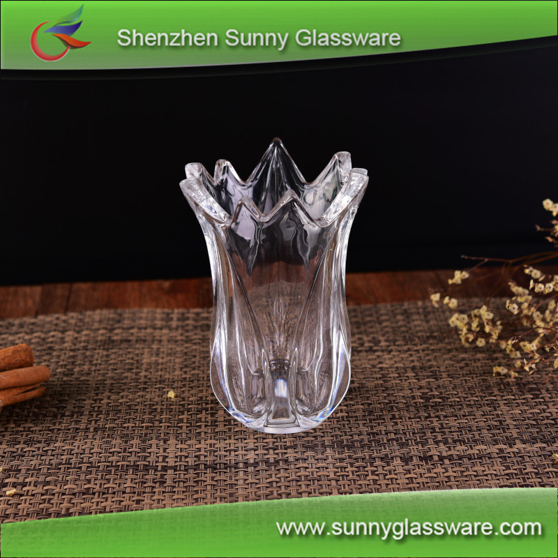 Paraffin wax high quality glass candle jars for candle making